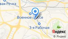 East Site на карте