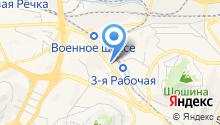 INSOL на карте
