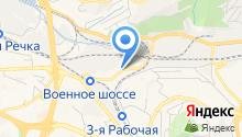 AstraCar на карте