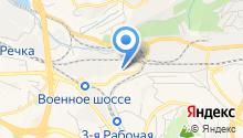 АВЗ на карте