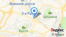 Aleado.ru на карте