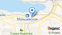 Este на карте