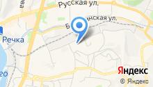 DVT на карте