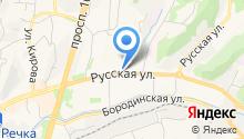 DVmaster на карте