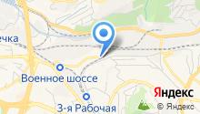 AccuZone на карте