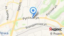 AppService на карте