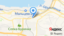 Chalet на карте