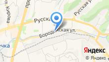 Fish-Эркор-Sport на карте