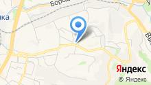 Школа фитнеса Варвары Медведевой на карте