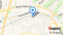Бизнес-Навигация на карте