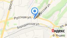 Express Сервис на карте