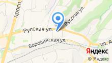 InterPoint на карте