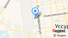 Груз-сервис на карте
