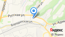 DFK на карте