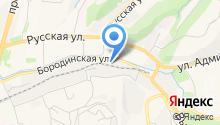 Flyclub на карте