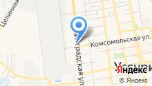 Вольцеховский А.Л. на карте