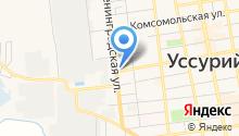 VIP Мастер Dent на карте
