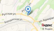 INTERO на карте