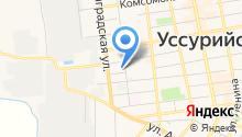 Дзержинец, ТСЖ на карте