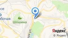 COPYbara на карте