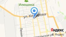 ДАР на карте