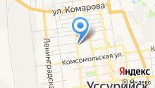 Горьковский пассаж на карте