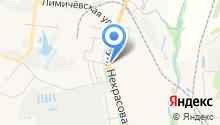 Винлаб на карте