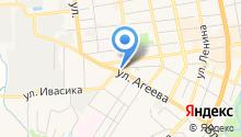 Автострахование на карте