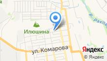 Алексее-Никольский Угольный Разрез на карте