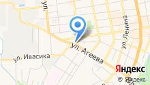 Авто-порто на карте