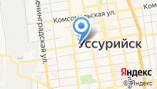 ЖЭ(К)О №2 филиала ФГБУ ЦЖКУ МО РФ по ВВО на карте