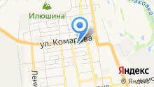 Государственная комиссия РФ по испытанию и охране селекционных достижений на карте