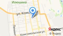 VINTAGE на карте