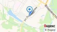 Территориальный центр санитарно-эпидемиологического надзора, ФГКУ на карте