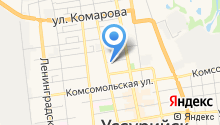 АВИА КАРГО ДВ на карте