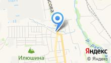 Афонин В.В. на карте