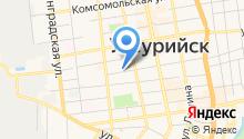Адвокат Барышников С.П. на карте