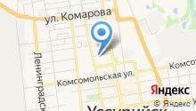 Всероссийская экспертная компания на карте