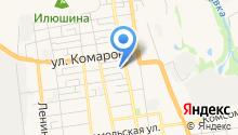 Зар на карте