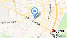 Верина на карте