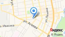 Pr-Project на карте