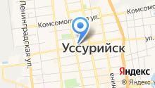 Автосоюз-ДВ на карте