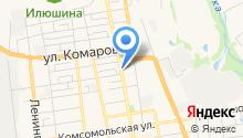 VELO-ST на карте