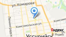Адвокатский кабинет Косцова Н.Н. на карте