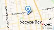 Адвокаты Самородова Е.В, Уварова Т.Л. на карте