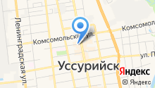 Адвокатский кабинет Грицай Е.В. на карте