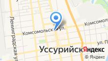 Адвокатский кабинет Рогалевой И.В. на карте