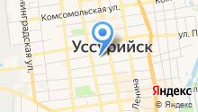 Адвокатский кабинет Никитенко Д.А. на карте