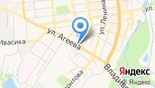 Бухгалтерско-регистрационный центр на карте