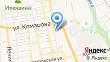 ВостокАгроТехника на карте